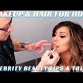 Celebrity-Makeup-Hair-Tutorial-for-HD-TV-part-1-Taniya-Nayak-mathias4makeup
