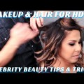 Celebrity-Makeup-Hair-Tutorial-for-HD-TV-part-2-Taniya-Nayak-mathias4makeup