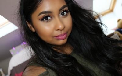 DRUGSTORE-Soft-Pink-Valentines-Day-Makeup-Tutorial