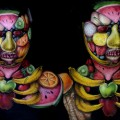 Fruit-Face-Makeup-Bodypaint-Tutorial-Jordan-Hanz
