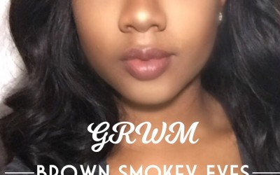 GRWM-Brown-Smokey-Eyes-and-Lips-