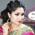 GRWM-Indian-Wedding-Guest-Makeup-Wedding-Reception-Party-Makeup