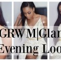 GRWMGLAM-EVENING-LOOKMAKEUP-HAIR