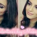 Maquilhagem-e-Penteado-para-Dia-dos-Namorados-Valentines-Day-Makeup-Hair