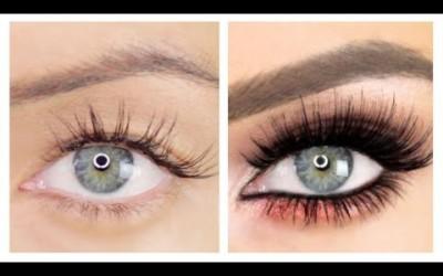 Warm-Smokey-Eye-for-Hooded-Eyes-Makeup-Tutorial-Stephanie-Lange