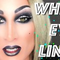 White-Eyeliner-And-Smokey-Eyes-Drag-Queen-Makeup-Transformation-Tutorial