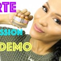 1ST-IMPRESSIONDEMO-TARTE-EMPOWERED-HYBRID-GEL-FOUNDATION-BEAUTYBYMARIELA