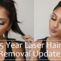 5-Year-Full-Body-Laser-Hair-Removal-Update-Makeup-By-Megha