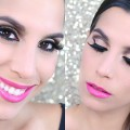 Cut-Crease-Bright-Lips