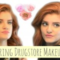 Fresh-Spring-Makeup-Hair-Drugstore-Affordable-Kenzie-Brooke