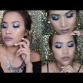 Glam-Spring-Makeup-Look-Blue-Halo-Eyes-Collab-with-SuperEon-xiv