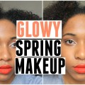 Glowy-Eyes-Bold-Lips-Spring-Makeup