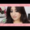 Grey-Smokey-Eye-with-Nude-Lips-Make-Up-Tutorial-EnglishMakeup-Tutorial-MyPaleSkin-acne