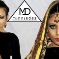 Indian-Asian-Bridal-Full-Face-Makeup-Tutorial-Makeup-For-Dark-Brown-Dusky-Skin-minniedas