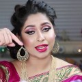 Indian-Wedding-Makeup-for-a-Beautiful-Bride