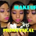 LOOK-PRIMAVERAL-feat-LAS-YAYAS-MAquillaje-tonos-Violeta-Violet-Makeup-Tutorial