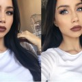 Matte-Dark-Lips-Makeup-Tutorial
