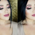 Soft-Pink-Spring-Glam-Makeup-Tutorial
