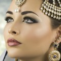 Subtle-Soft-Gold-and-Blue-Asian-Bridal-Makeup