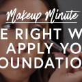 The-Right-Way-To-Apply-Your-Foundation-Makeup-Minute-The-Zoe-Report-by-Rachel-Zoe