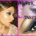 ARABIC-INSPIRED-MAKEUP-TUTORIAL-with-BLACK-and-GOLD-WINGED-EYELINER-Makeup-By-Tina-H