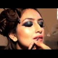 Asian-Pakistani-Bridal-makeup-Nikkah-Indian-Pakistan-Bridal-Makeup-Tutorial-2016-Party-HD