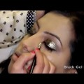 Bridal-Makeup-with-Glitter-Asian-Bridal-Makeup-Tutorial-Elegant-Wedding-Look-Beauty-And-Style