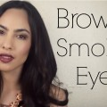 Brown-Smokey-Eye-Makeup-Tutorial
