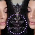 EVERYDAY-MAUVE-EYE-MAKEUP-FOR-BROWN-EYES-MAKEUP-MADE-EASY-