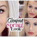 GLOWING-SPRING-LOOK-Pink-Eyes-Bold-Lips-
