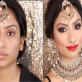 Indian-Bridal-Full-face-Makeup-Tutorial-Gurp-Dhaliwal