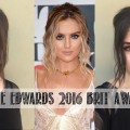 Perrie-Edwards-2016-BRIT-Awards-Hair-Makeup