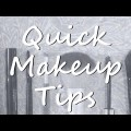 Quick-Makeup-Tips