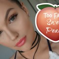 Too-Faced-Sweet-Peach-Palette-Makeup-Tutorial