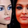Aishwarya-Rai-Bachchan-Cannes-2016-Inspired-Makeup-Look-Bold-Blue-Smokey-eyes-Indian-Skin