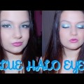 BLUE-HALO-EYES-MAKEUP-TUTORIAL
