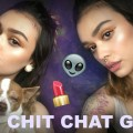 Chit-Chat-GRWM-Quick-Makeup-Flawless-Skin-Bright-Eyes
