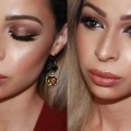 DATE-NIGHT-BROWN-SMOKEY-EYE-NUDE-LIPS-FULL-FACE-MAKEUP-TUTORIAL-KRYSTAL-ALLEN