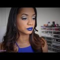 Get-Ready-With-Me-Kat-Von-D-Smoke-Quad-w-Blue-Lips