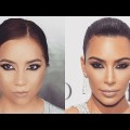 Kim-Kardashian-West-Cannes-2016-Makeup-Celebrity-Inspired-Look-1