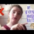 My-Everyday-Makeup-Tutorial-No-Foundation-JustJem-Xx