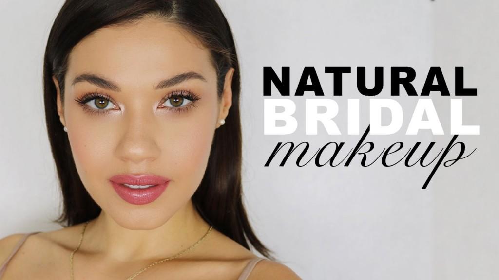 Naturals Bridal Makeup Review : Natural Bridal Makeup Natural Makeup for Brides ...