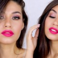 Pink-Bronze-Makeup-Tutorial-Summer-Makeup-Eman
