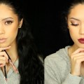 Rose-Gold-Glowy-Prom-Makeup-Tutorial-2-Lip-Options