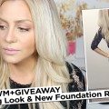 Spring-GRWM-Look-Giveaway-New-Foundation-Review