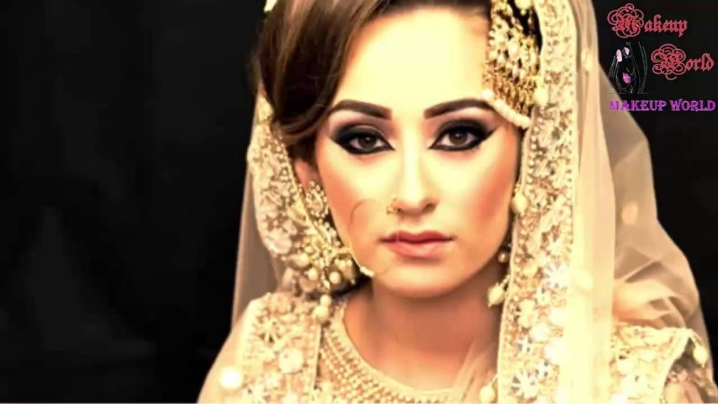 Asian Bridal Makeup with Easy Steps || Bridal makeup Tutorial 2016 || Latest Bridal Makeup – NowChic.com