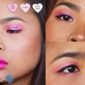 Chat-LiDat-Barbie-Pink-Shimmer-Makeup-Tutorial