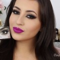 Eyes-Makeup-Neutral-Dramatic-Smokey-Tutorial-Melissa-LadylikeYouTube