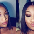 FULL-FACE-GLAM-Brown-SMOKEY-Eyes-Nude-Lips-ElodieIkwa