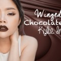 Feonalita-Makeup-Tutorial-Winged-Liner-Chocolate-Lips-Inspired-by-Kylie-Jenner